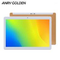 Tablet PC Anry 10 inç Tabletler Dört Çekirdekli Android 8.1 2 GB RAM 32 GB ROM 4G LTE Telefon Çift Sim Google Play MTK6737 10.1 '' WIFI1