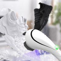 Glorystar متعددة الوظائف لتنظيف اللاسلكية فرشاة أداة التنظيف الكهربائية بالموجات فوق الصوتية للأحذية 201021
