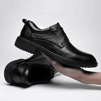 fashion Sneakers Casual genuine Leather Shoes Men Sneakers black outdoor Male Shoes Anti Slippery Flats big size 48