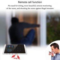 Alarmsysteme CS108 Umschaltbare Wireless Home Security WiFi GSM GPRS-System-App-Fernbedienungsarm-Disarm-Tür / Fenster-Sensor1