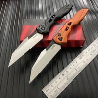 NOUVEAU KERSHAW 7650 Auto Tactical Couteau pliant CPM 154 Blade satin 6061-T6 Poignée 7500 7600 7800 Couteaux d'automobule de poche EDC avec boîte de vente au détail