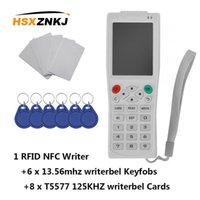 Neueste ICOPY8 mit voller Dekodierungsfunktion Smart Kartenschlüsselmaschine RFID Copie / Reader / Writer Duplikator