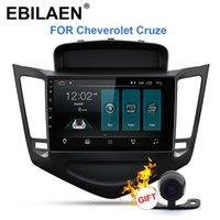 cheverolet cruze 2009-2021에 대한 ebilaen 자동차 DVD 멀티미디어 플레이어 2din 안드로이드 9.0 라디오 자동 탐색 GPS 후면 카메라