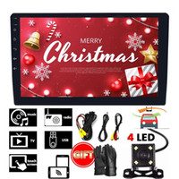 10,1 Zoll Android 8,1 GPS Navigation Auto Radio Multimedia DVD-Player Bluetooth Wifi Mirror Link Universal 2Din Car Radio1