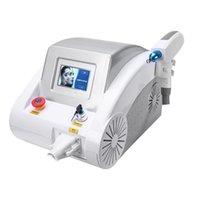Potente macchina di rimozione del tatuaggio Q commutata nd yag laser 532nm1064nmm1320nm Depilazione del dispositivo di rimozione della rughe del dispositivo di bellezza