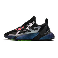 Zapatillas de correr Treperi Hombres Hombres para mujer Zapatos deportivos Zapatillas causales Zapatos deportivos Moda de alta calidad Trainerrunner Knit 9000-1