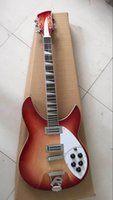 Wholesale customized new Rick 330 electric guitar, one neck,...