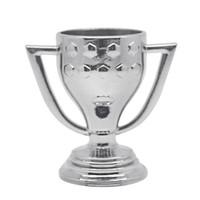 LA LIGA Mini Futbol Anahtarlık Şampiyonu Futbol İspanya Ödülü Kupa Anahtarlık Metal Model Hayranları Doğum Günü Hediyesi Hediye