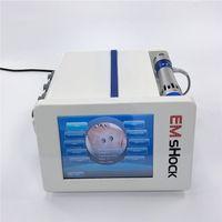 استخدام المنزل emshock homewave العلاج machien for ad عالق الصدمة استخدام آلة العلاج بالصدمة الجسدية لتخفيف آلام الجسم