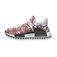사용자 정의 신발을 실행 타이어 혼다 축구 클럽 인간의 인종 NMD 트레일 남성 캐주얼 스니커즈는 내마모성