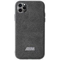 Trasporto libero Turn Fur BMW Case per Apple 12 Mini 12 Pro Max iPhone 6 7 8 Plus X XR XS Max 11 Pro Max Samsung S8 S9 S10 Plus Nota 8 9 Copertine