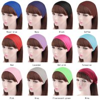 New Arrival All- Purpose Wide Hairband Solid Designer Women Y...