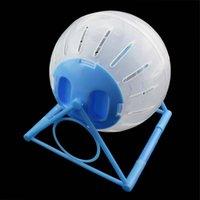 Хомяк спортивный кронштейн ролик прозрачный пластиковый кристалл Pet бегущий мяч цветной крышка для бодибилдинга домашних животных поставляет высококачественные новые 5 49JY M2