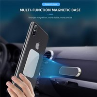 Mini Strip Shape Magnetic Car Phone Holder Stand for phone S...
