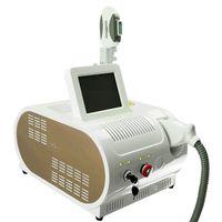 OPT SHR e-LIGHT IPL RF RF Rejuvenecimiento de la piel Painfree Sistema de depilación Máquina Elight Piel Cuidado de la piel Equipo de belleza