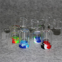 Glass Reclaim Catcher ash catcaher handmake and 5ml silicone...