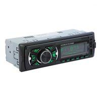 RK-538 Autoradio 1 الدين راديو السيارة FM DC 12 فولت لوحة ثابت ستيريو في اندفاعة بلوتوث مشغل mp3 usb sd aux الإدخال استقبال swc remote1