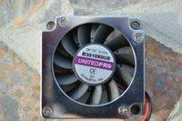 Los aficionados sopladores placa principal Ventiladores de refrigeración B3510X05B 5V 0.15A 3.5cm lado más fresco