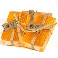 اليدوية العسل صابون التبييض تقشير الجلوتاثيون أربوتين كوجيك حمض الصابون العناية بالبشرة العناية بالوجه يبيض النفط تحكم الصابون