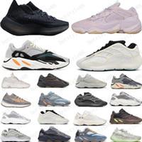 Nueva inercia 700 hombres mujeres zapatillas zapatillas de deporte nuevo hospital azul 700 v2 imán Tephra Mejor calidad Calzado deportivo