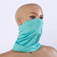 الأوشحة وشاح 2021 الصيف uv حماية الرقبة جيتر الشمس واقية تنفس bandanas للرجال النساء 1