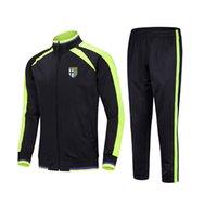20/21 Parma Calcio 1913 FC мужской футбольный костюм Свободные и комфортные дети бегущие тренировочные костюмы осенью и зимние футбольные трекии