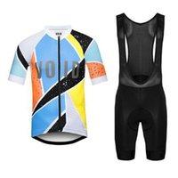 2019 Yaz Void Pro Takım Kısa Kollu erkek Bisiklet Jersey Önlüğü Şort Bisiklet Seti Yarış Giysileri Ropa Ciclismo Bisiklet Giyim Kitleri Y022
