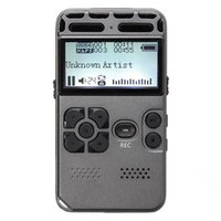 & MP4 Players 64G Rechargeable LCD Digital O Sound Voice Recorder Dictaphone MP3 Player