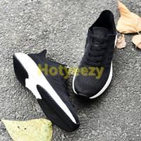 Treeperi BASF Runner 711 Black White Sneakers Uomo Donne Scarpe da corsa Sport Trainer US 8,5 EUR 43 per gli uomini