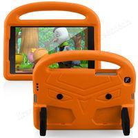 خفيفة الوزن EVA Kids Case مع مقبض و Kingder لسامسونج غالاكسي تبويب A.0 2019 T290 T295 T297 Tablet صدمات الغلاف + القلم