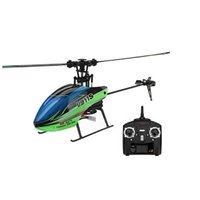 Parkten Orijinal Wltoys Yeni Sıcak V911S 2.4G 4CH 6G Gyro Flybarless RC Helikopter RTF RC Uçak Çocuk Hediye Oynamak Kolay 201210