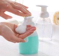 الصحة رغوة موزعات زجاجة مضخة صابون 300 ملليلتر المنزلية الجملة رغوة 250 ملليلتر السائل لتخفيف موادم الأطفال bbyvs ladenshome