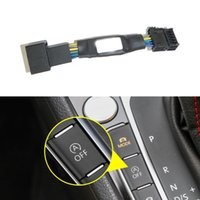 Pour VW Volkswagen Golf MK7 2015-2020 Voiture Auto Start Stop Engine Arrêt du système Intelligent Device Plug-capteur d'arrêt intelligent Annuler