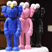 Novo 35cm 0.6kg originalFake Street Street Companion Original Caixa de tendência Ação Figura Modelo Decorações Brinquedos Presente