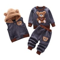 Baby Boy Clothes Autumn and Winter Pure Cotton Thick Warm Ca...