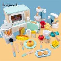 Simulação de madeira da criança da criança da vida da vida do jogo do jogo do jogo do jogo do jogo da máquina do pão do brinquedo do brinquedo do brinquedo da máquina