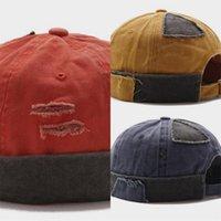 الربط القبعات نمط جديد شارع الهيب هوب الرجال النساء قبعة دون بريم أغطية الرأس متعدد الألوان الأزياء 12 5yda O2