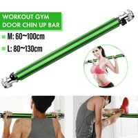 200kg Adjustable Door Horizontal Bars Exercise Home Workout Gym Chin Up Pull Up Training Bar Sport Fitness Sit-ups Equipments