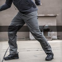 PaveHawk Stalker Водонепроницаемые тактические брюки Черный Мужской Жажгер Мужчины Грузовые Брюки Хлопковые Брюки Военная Армия Человек Брюки Случайный LJ201221