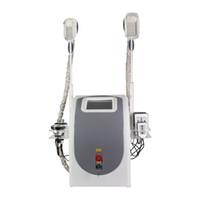 Cryolipolysis congelar a gordura máquina LipolaseR uso pessoal Crioterapia a laser lipo ultra-sônica de emagrecimento cavitação RF beleza equipamentos Salon