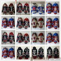 Colorado Avalanche Hockey Sudaderas con capucha Jerseys 92 Gabriel Landeskog Mikko Rantanen Cale Makar Matt Duchene Joe Sakic Nathan Mackinnon Patrick Roy