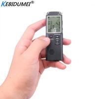 Kebidumi 8GB gravador de voz Pen USB Microfone Microfone MP3 Player Detafone Gravador de Áudio Digital Longa espera com Var / Vor1