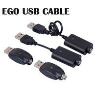 EGO USB 충전기 전자 담배 E Cig 무선 충전기 케이블 510 자아 T C Evod 트위스트 비전 회 전자 2 3 미니 배터리