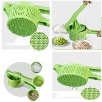 Secador de deshidratador vegetal Mano Presionando Mano Removedor de agua Master Ricer Exprimido Pastel de bola de masa Herramientas de llenado Cocina Accesorios Herramientas 22 P2