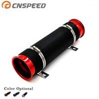 Tubo de admisión CNSPeed Modificación de automóviles Suministros TUBO Ventilación Air 76mm Kit de frío expandible YC1004581