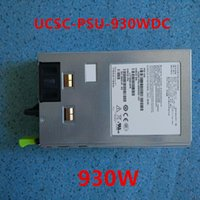 Nueva fuente de alimentación 930 W Fuente de alimentación Para UCSC-PSU-930WDC 341-0496-01