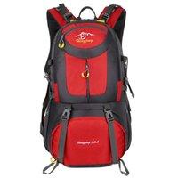 Transpirable bolsa de 40L 50L 60L del alpinismo Bolsa Bolsa Senderismo grandes de los deportes al aire libre Mochila M180243