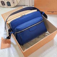 2021 Designer Luxurys Frauen Crossbody Tasche Handtaschen Brieftasche Mode Männer Handtasche Hohle Leder Schultertaschen