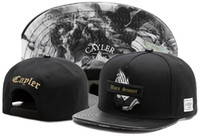 NOUVEAU Mode Top Summer Caps Snapbacks Chapeau Livraison Gratuite Cayler and Sons Snapbacks Caps Snap Snap Hat Basketball Basketball Capuchon réglable