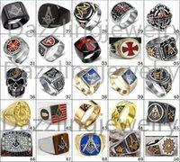 Master Master Freemaoson più nuovo anelli oltre 23 disegni Demolay e Cavalieri di Columbus Gioielli Eastern Star Anello Uomo Donna